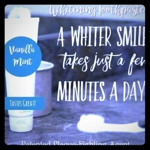 Other - Whitening toothpaste
